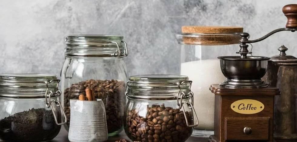 Срок и условия хранения кофе