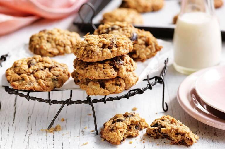 Польза и вред овсяного печенья