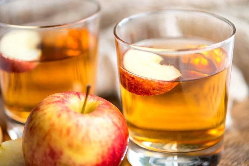 Яблочный сок польза и вред для организма человека