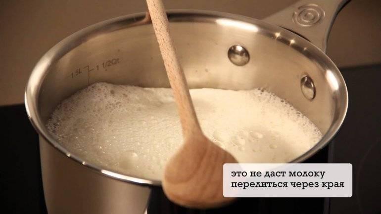Как правильно кипятить молоко: полезные советы
