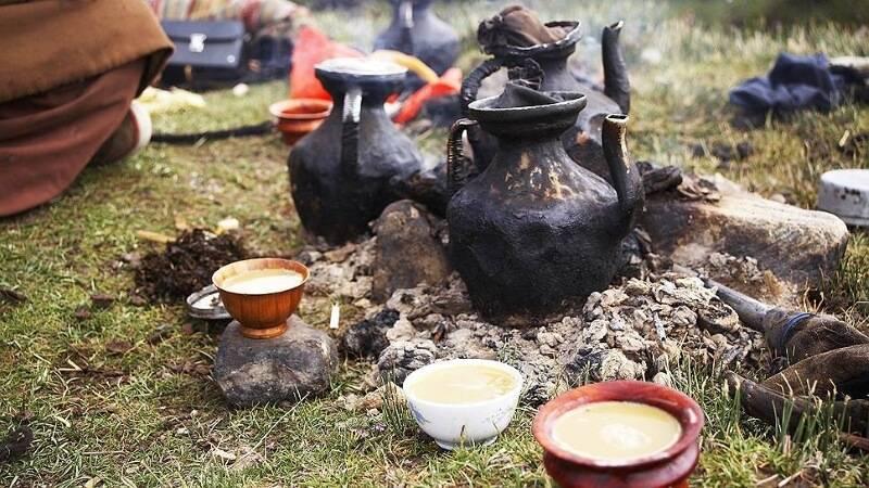Чем полезен калмыцкий (калмыкский) чай и как его приготовить