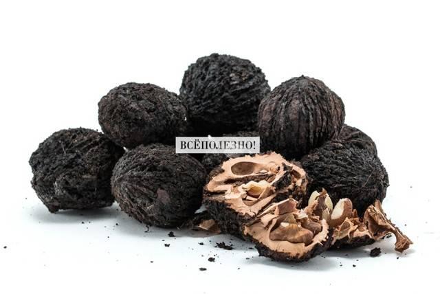 С экстрактом черного ореха болезни жизни не помеха!