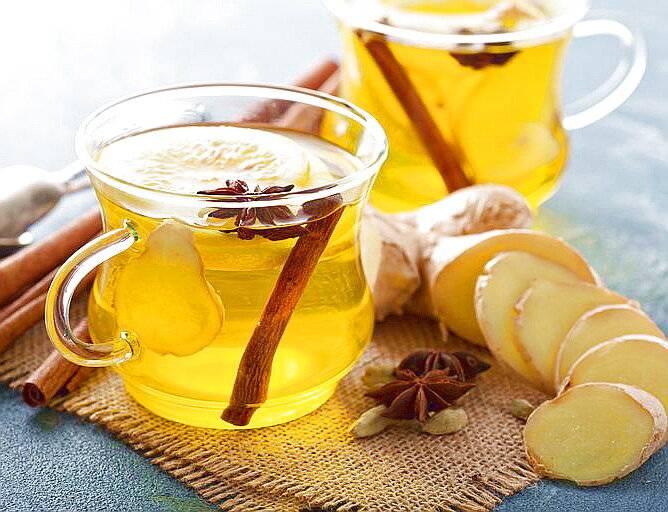 Как правильно пить чай с мёдом: полезные советы