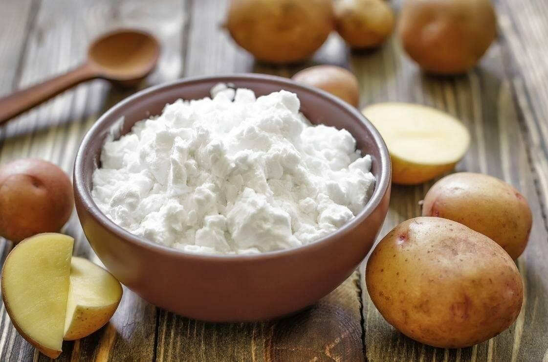 Картофельный крахмал польза и вред для здоровья