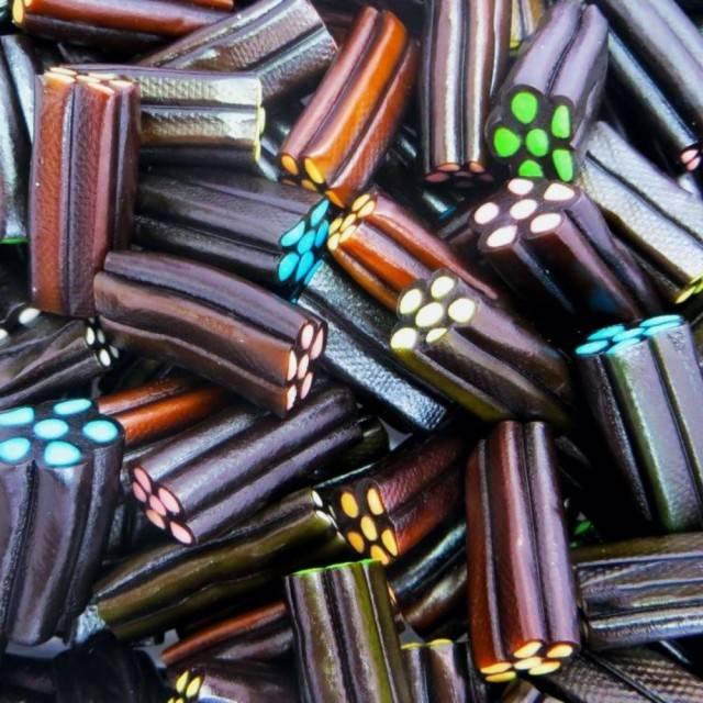 Лакричные конфеты - полезная сладость для всей семьи. домашний рецепт приготовления