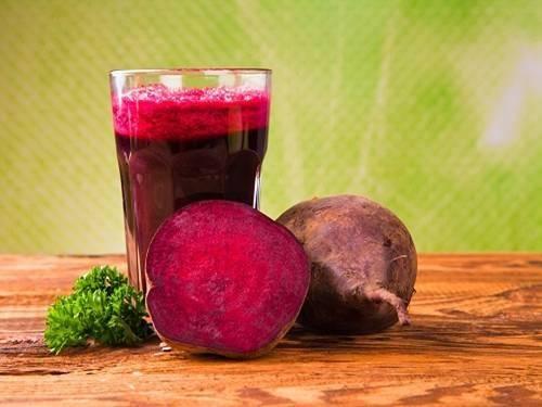 Свекольный сок, польза и вред для организма человека