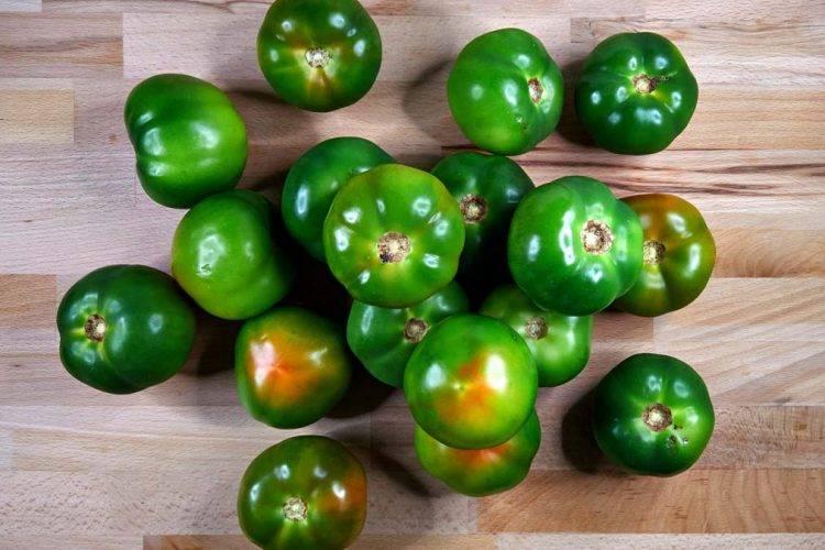 Как сварить варенье из зеленых помидор