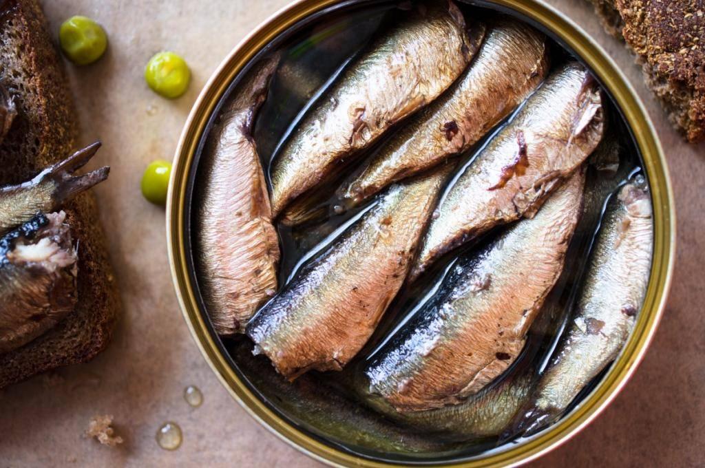 Сардины консервы польза и вред