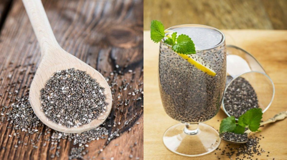 Семена чиа: польза, вред и как принимать