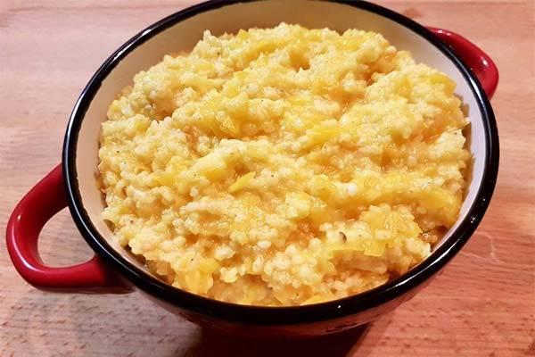 Польза пшенной каши при грудном вскармливании: рецепты для кормящих