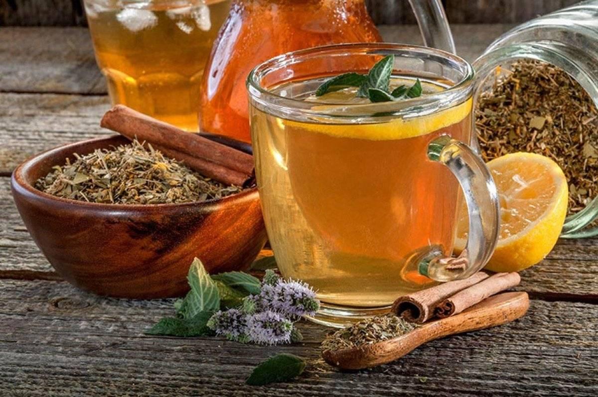 Чай из календулы польза и вред