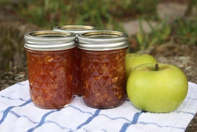 Варенье из яблок дольками - 10 домашних вкусных рецептов приготовления