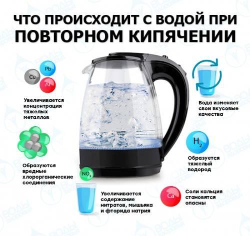 Кипяченая вода: польза и вред, применение для похудения
