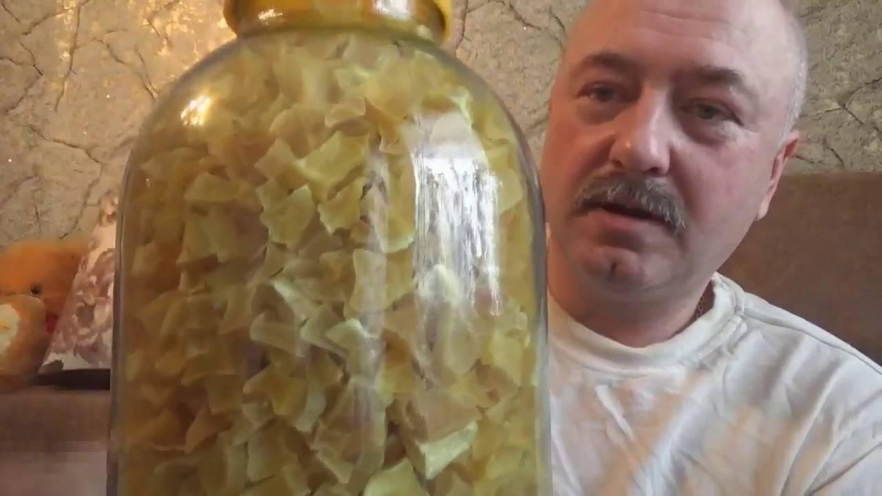Как правильно заготовить сушеный картофель на зиму