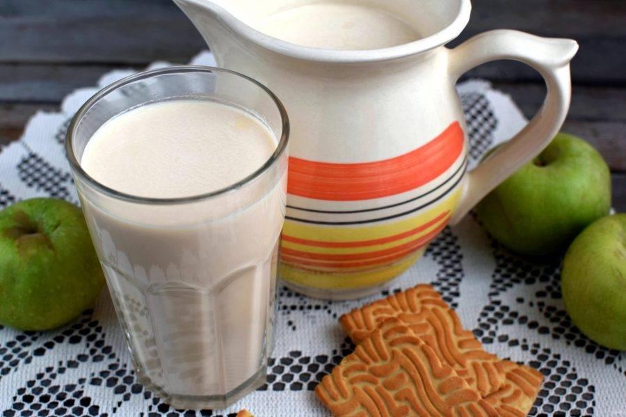 Топлёное молоко — польза и вред для организма