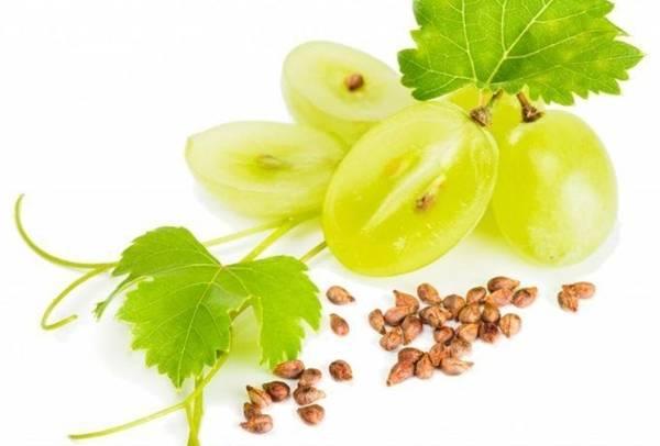 Можно ли есть виноград с косточками и какая от них польза