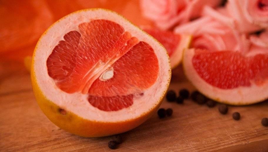 Чем полезен грейпфрут для организма, калорийность и свойства