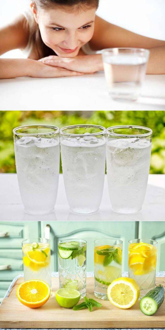 Как и зачем пить воду с содой