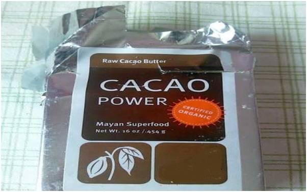 Какао масло — свойства и применение