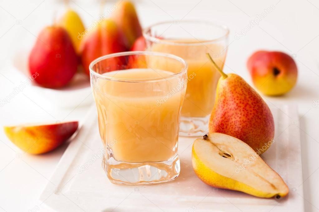 Как сделать грушевый сок в домашних условиях на зиму