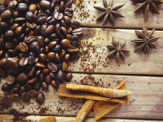 Кофе с корицей. польза и вред, как готовить для похудения в кофемашине, турке с имбирем, молоком, перцем, гвоздикой