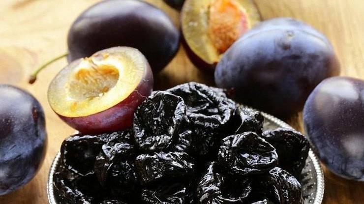 Чернослив: полезные свойства и противопоказания, состав, применение