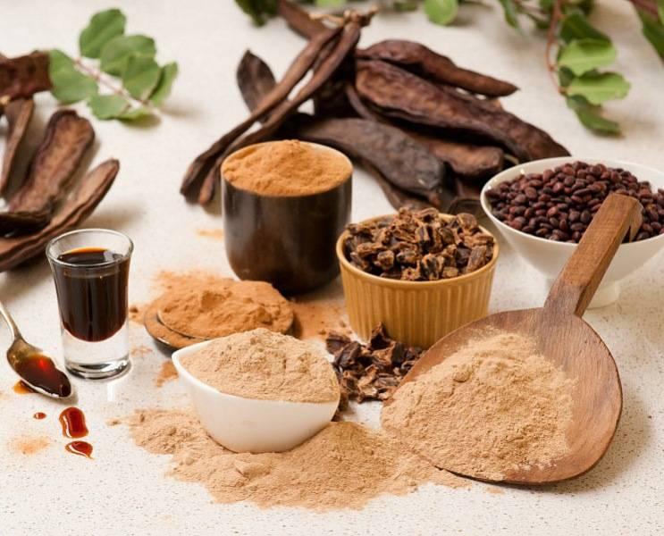 Кэроб — польза и вред для здоровья организма