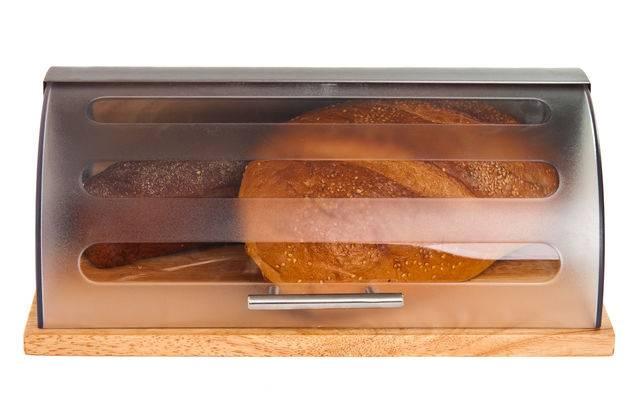 Храните хлеб правильно и он не будет плесневеть