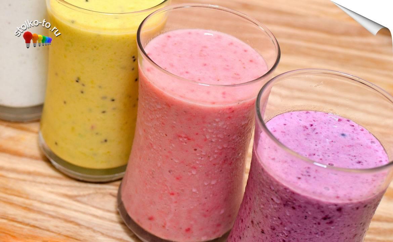 Йогурт – состав, калорийность и полезные свойства