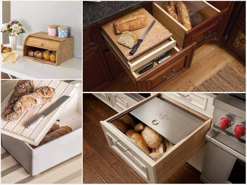 Условия хранения хлеба и хлебобулочных изделий
