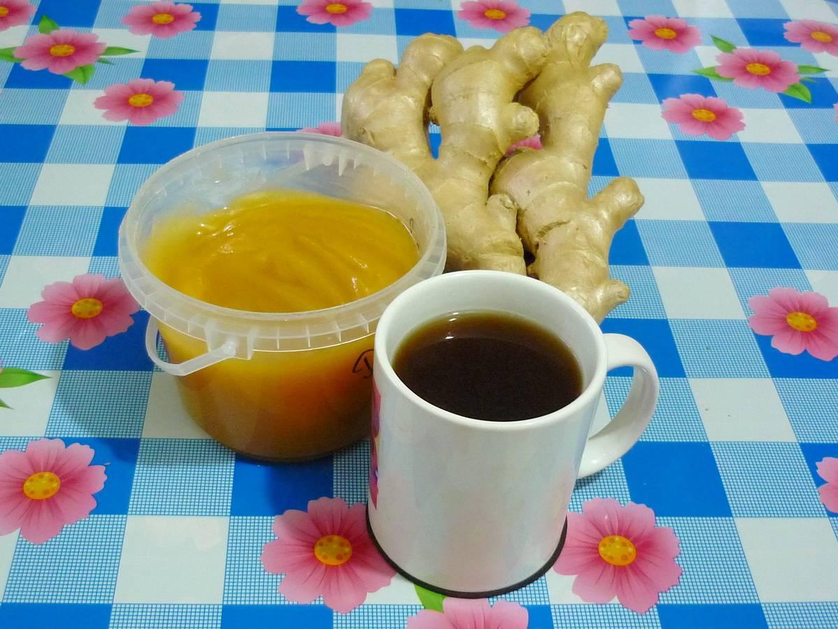 Польза зеленого чая с медом