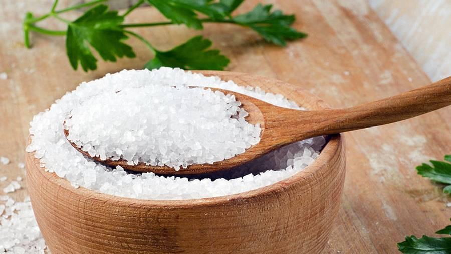 Йодированная соль — польза и вред