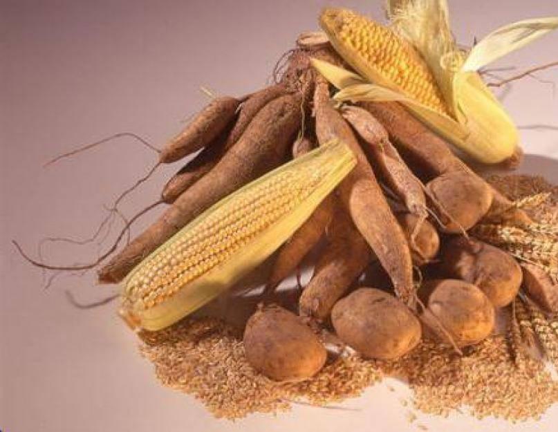 Картофельный крахмал вред и польза