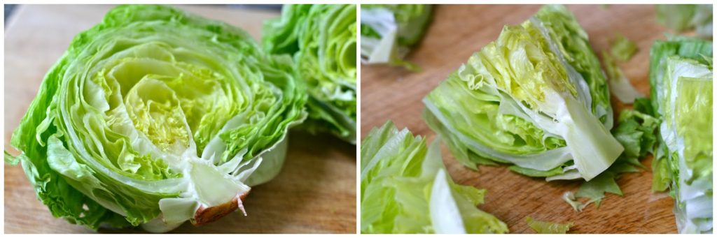 Салат айсберг: польза и вред, калорийность, рецепты с фото