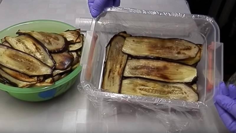 Замороженные баклажаны на зиму: лучшие рецепты и способы