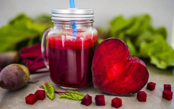 Свекольный сок. польза и вред