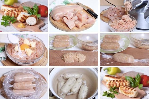 Полное руководство по приготовлению сосисок