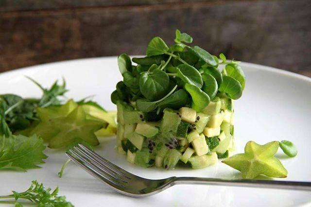 Кресс-салат — польза и вред для женщин, мужчин, при похудении и болезнях