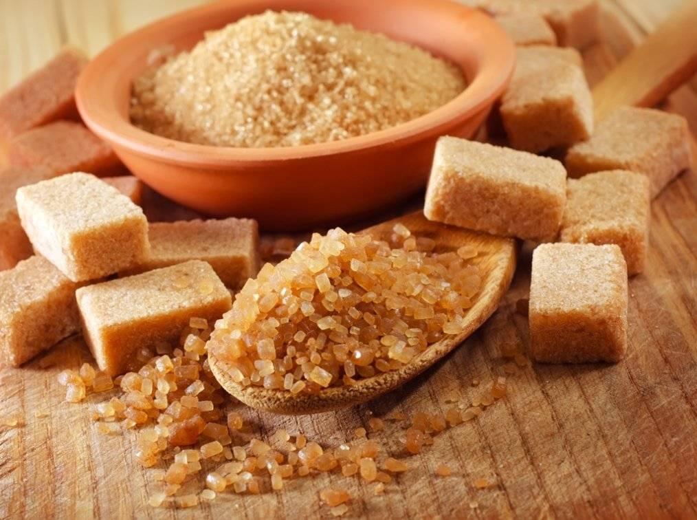 Тростниковый сахар польза и вред