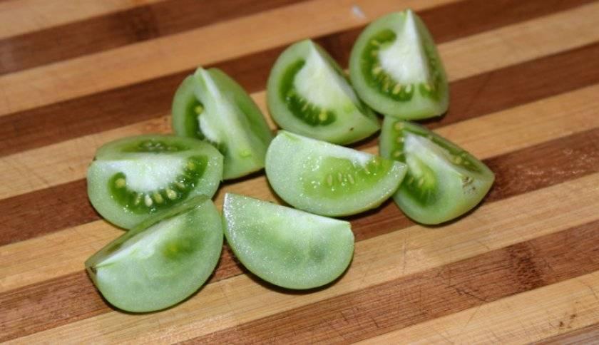 Зеленые помидоры: польза и вред для организма и как убрать ядовитый салонин
