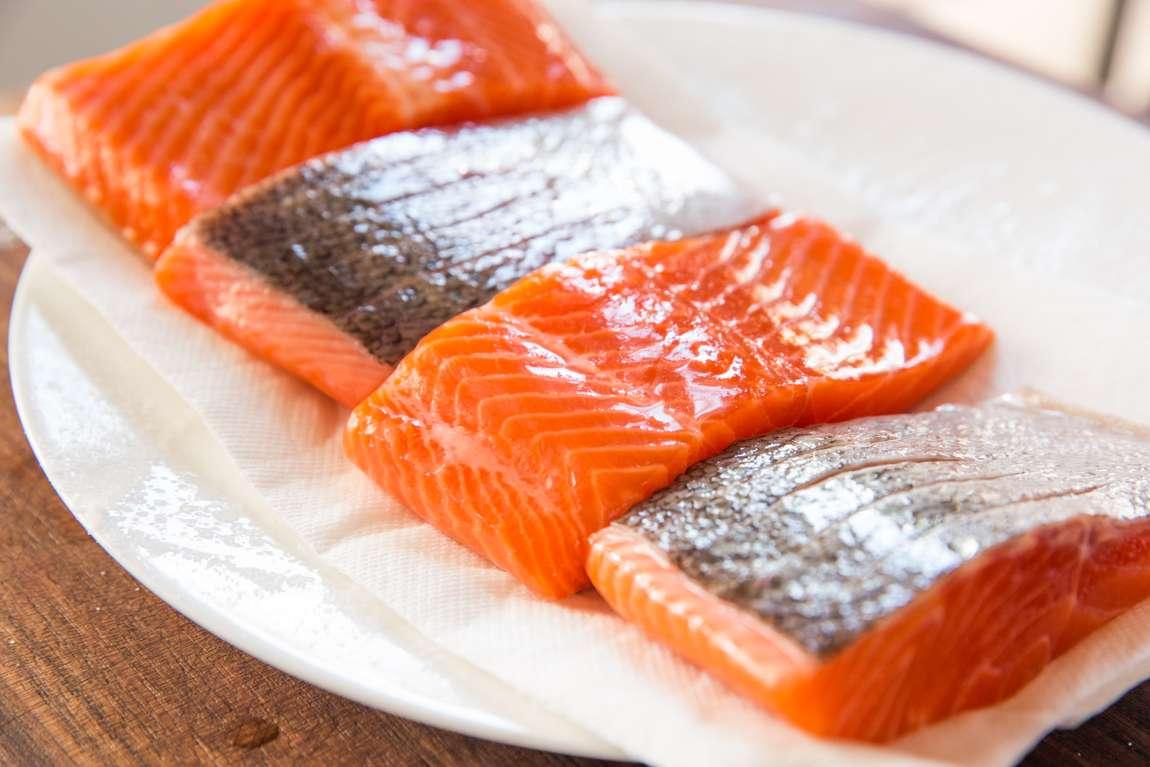 Полезная и некалорийная рыба кижуч: польза и вред