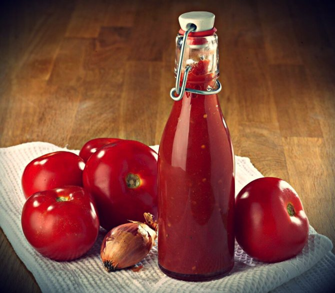 Чем полезна томатная паста для организма