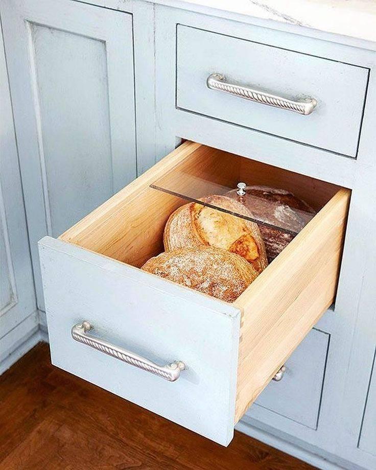 Как правильно и где лучше всего хранить хлеб