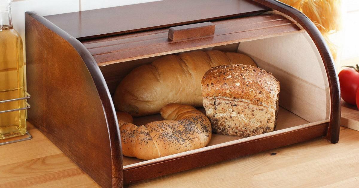 Можно ли сохранить свежим хлеб в холодильнике