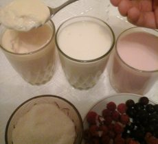 Топленое молоко: польза и вред