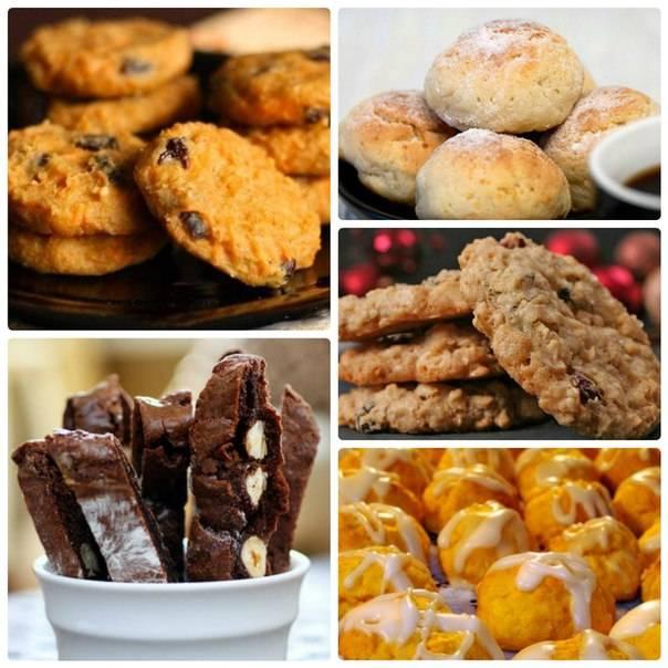 Вред и польза овсяного печенья