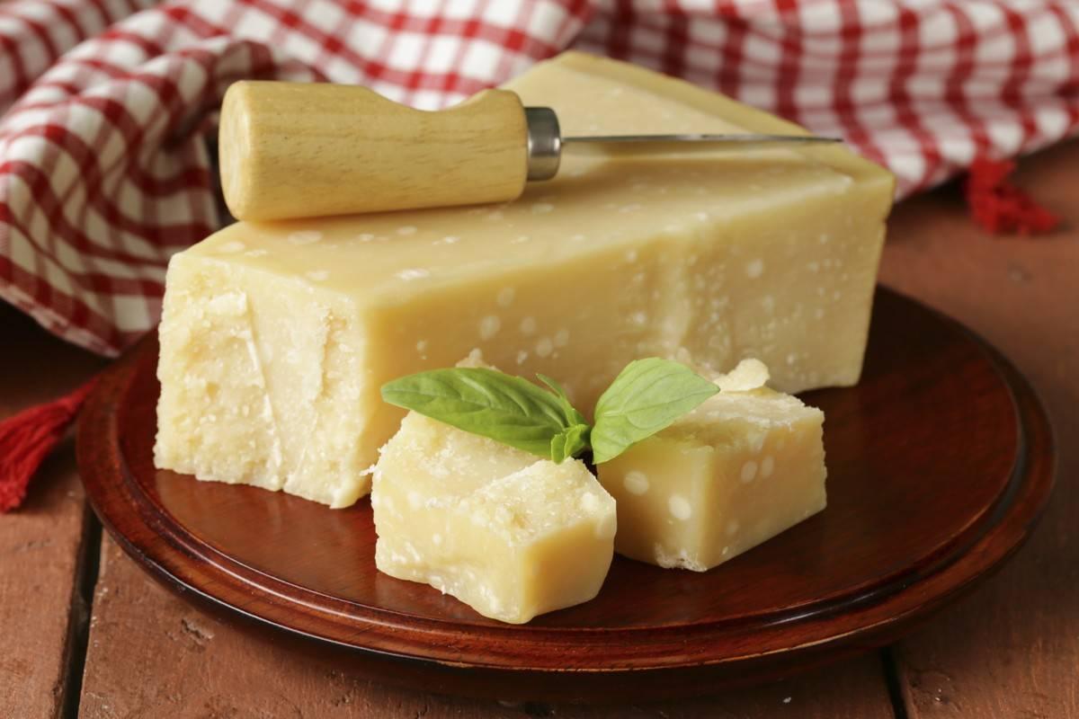 Сыр пармезан польза и вред