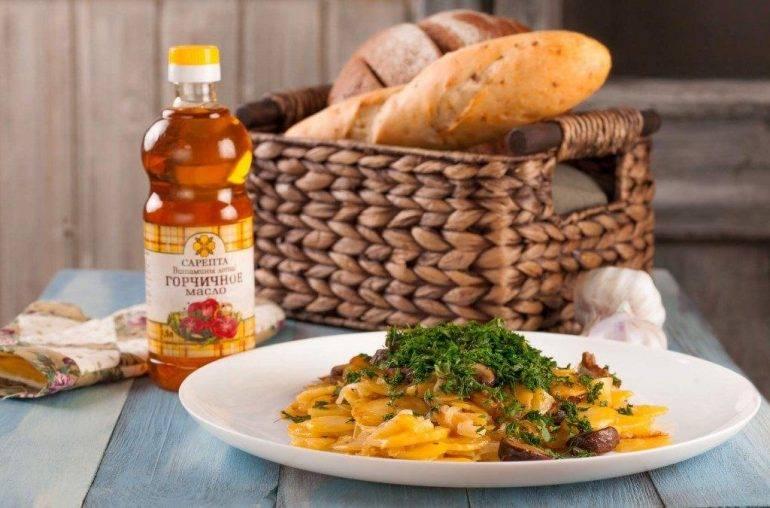Горчичное масло польза и вред, как принимать масло горчицы