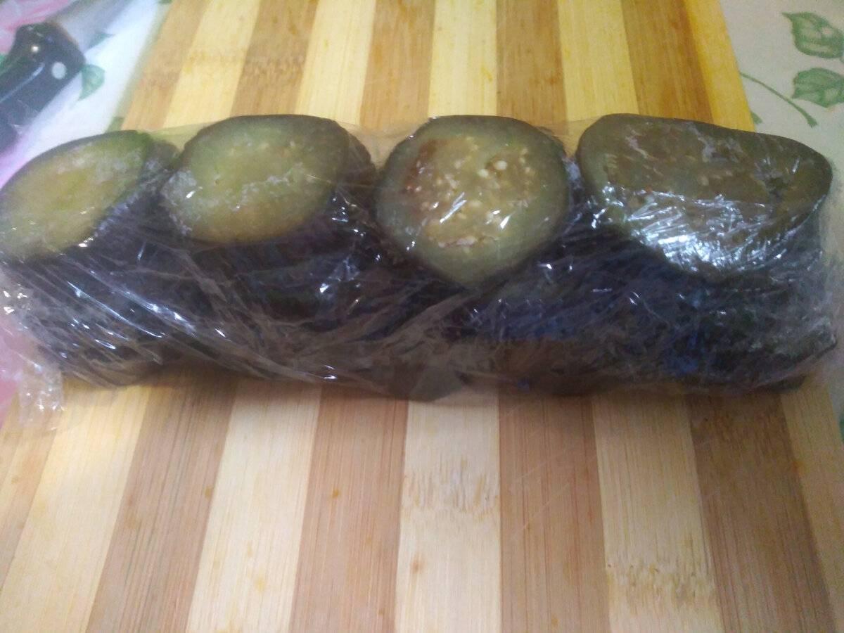 Как заморозить баклажаны: 5 пошаговых рецептов