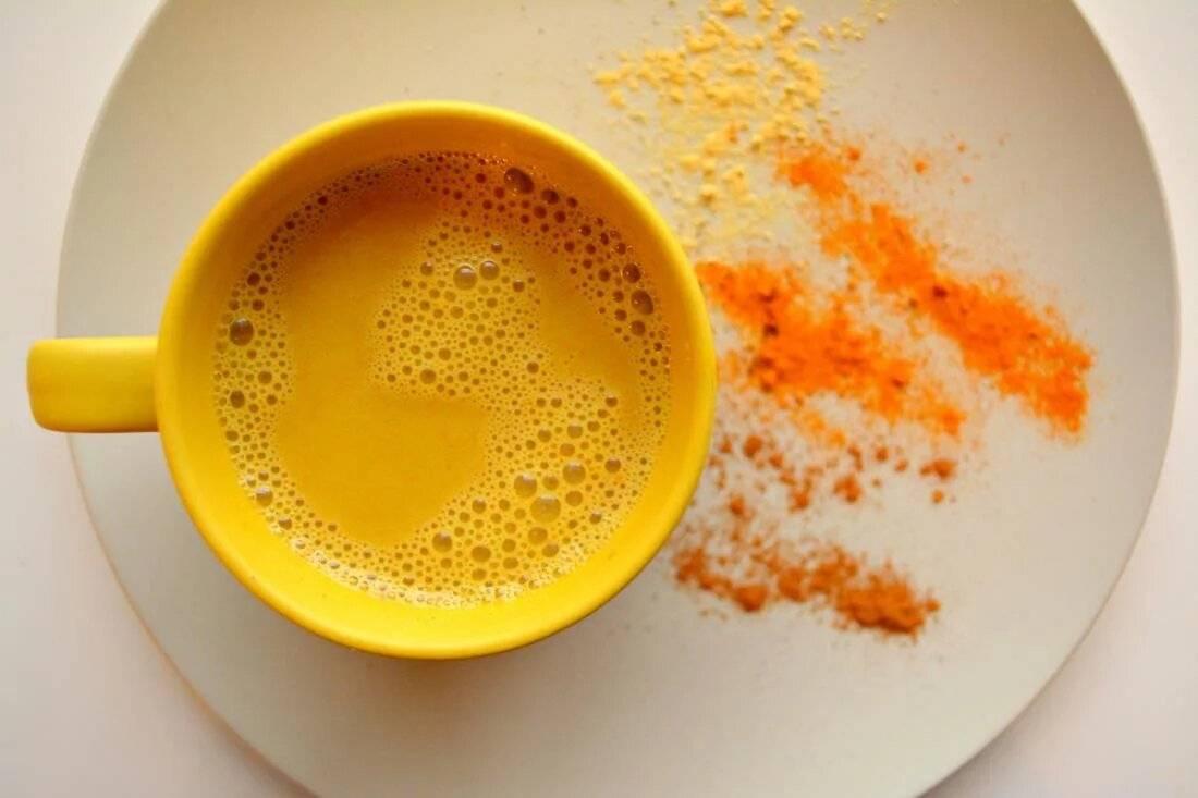Полезные свойства золотого молока + проверенные рецепты